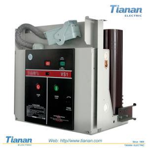 Zw32-12kv Hv Contactor Power Transmission/Distribution AC Vacuum Circuit Breaker pictures & photos