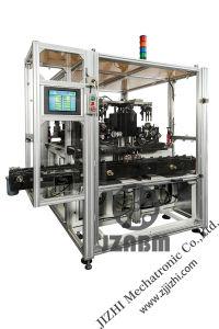 Five Station Generator Auto-Balancing Machine Angular Milling