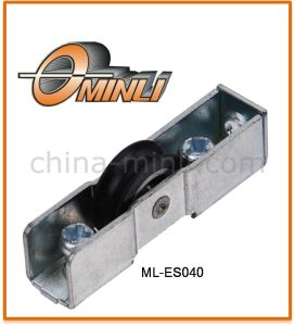 Punching Bracket Pulley with Single Roller (ML-ES040) pictures & photos