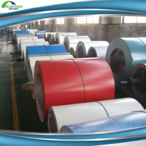 Coated Surface Treatment and Hot Rolled Technique Prepainted Galvanized Steel Coil pictures & photos