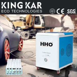 Hho Portable Oxyhydrogen Machine for Car Engine Maintenance pictures & photos
