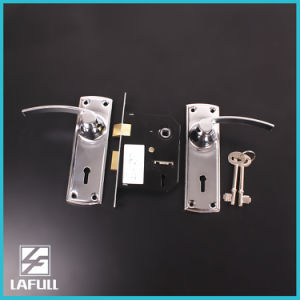 697 Euro Style Specal Key Retro Door Handle Lock pictures & photos