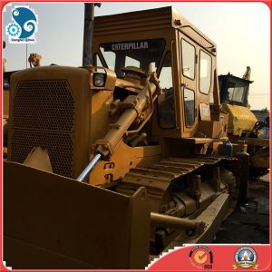 200HP/Cat3306 Used Caterpillar D7g/D7h Tractor-Scraper Crawler Bulldozer (G. W26T, 6cylinders) pictures & photos