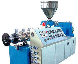 Best Quality, Electric Powder Cable Extruder Machine pictures & photos