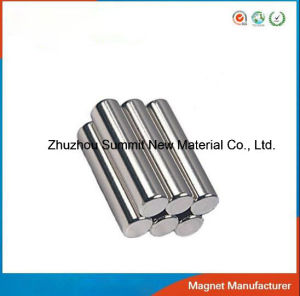 Disc NdFeB Magnet Round Neodymium Magnets Certificated by Ts/ISO 16949, Pass pictures & photos