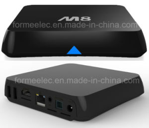 Smart Android TV Box M8 S812 with 2GB8GB Bt 4k pictures & photos