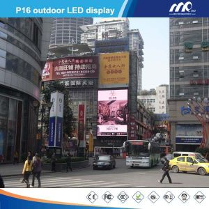 Wholsale P6.66mm Outdoor Advertising LED Screen / LED Display Board (SMD3535) pictures & photos