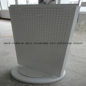 Gridwall Floor Fixture Display/Exhibition Stand for Store pictures & photos