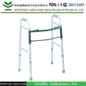 Rehabilitation Therapy Supplies Foldable Walking Aid for Sale/Aluminum Mobility Walking Aids/for Disabled /Healthcare Hot pictures & photos