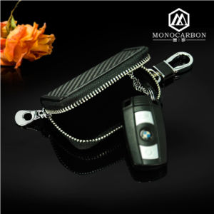 Best Quality OEM Design Real Carbon Fiber Fashion Purse pictures & photos