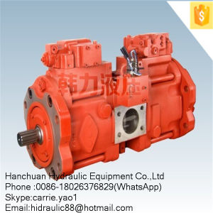 Hydraulic Kawasaki Fuel Pump for Sany 365 (K3V140) pictures & photos