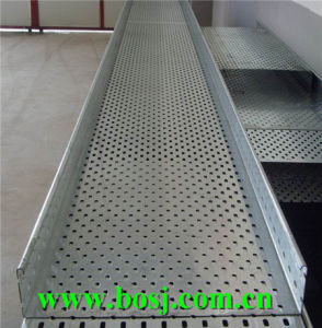 Auto Cable Tray Roll Forming Machine Supplier Indonesia pictures & photos