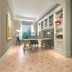 Interior Wooden Look Porcelain Floor Tiles (AJP19005) pictures & photos