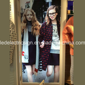 Window Display for LED Apparel Merchandising pictures & photos