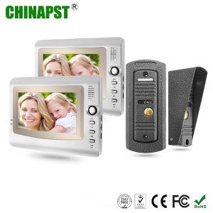 Pinhole Camera Handsfree Color Video Doorphone (PST-VD973C-2K) pictures & photos
