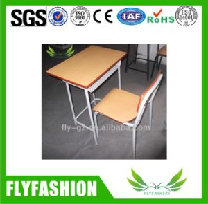 School Furniture Classroom Single Student Desk and Chair Sets pictures & photos
