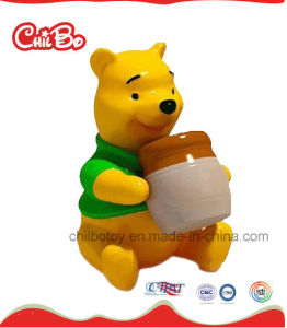 Winnie The Pooh Plastic Figure Toy (CB-PM029-Y) pictures & photos