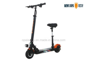Lithium Battery Skateboard with Seat Electric Balancing Scooter China Opai pictures & photos