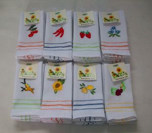 (BC-KT1008) Promotion Gift 100% Cotton Kitchen Towel pictures & photos
