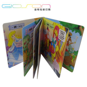 Educational Fairy Tales Casebound Storybook for Children pictures & photos