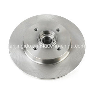 Auto Parts Brake Rotor with Wheel Hub Bearings for Peugeot 3008 424946 pictures & photos
