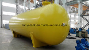 Good Quality 50000L 18bar High Pressure Carbon Steel Storage Tank for LPG, Ammonia