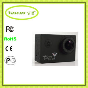 New Model, HD1080p Waterproof Sport Cam with WiFi, Ultra-Thin Design pictures & photos