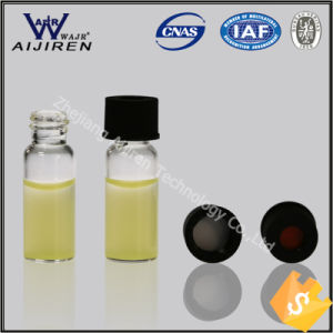 2ml Autosampler Vial with Screw Cap and PTFE Septa Used for Lab Analysis HPLC Vial 100PCS/Pack Stock pictures & photos
