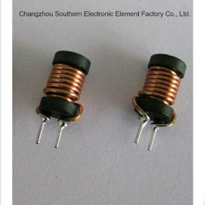 Power Choke Coil Inductor/Drum Core Inductor with RoHS pictures & photos