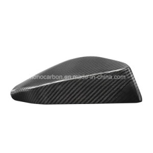 China Supply Car Accessories Real Carbon Fiber Automotive Rearview Mirror Frame pictures & photos