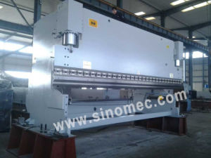 Wc67k-500t/6000 Press Brake Machine / Hydraulic Bending Machine pictures & photos