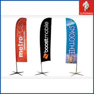 Wholesale Custom Durable Feather Flag (SM050094)