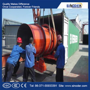 Organic Fertilizer Granulator Equipment NPK Fertilizer Machine pictures & photos