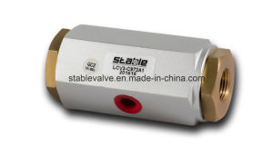 Automatic Brass Air Release Valve for Rotated Air Compressor (LCV3)