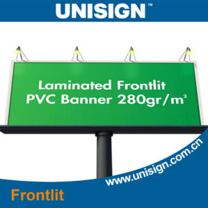 280g Flex Banner for Billboard pictures & photos