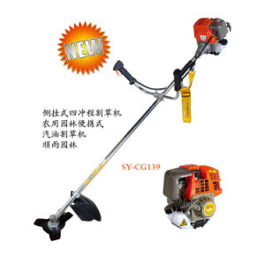 4-Stroke Brush Cutter 31cc (SY-CG139) pictures & photos