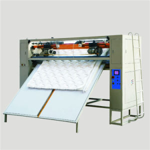 Computerized Mattress Panel Cutter Machine (HY-QG-3) pictures & photos