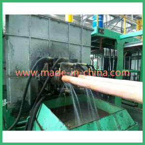 Horizontal 10mm~110mm Brass Pipe Continuous Casting Machine pictures & photos