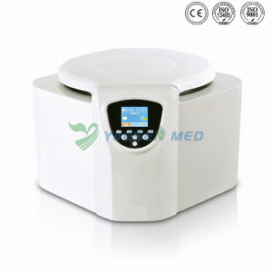 Yscf-Ht18 Medical Table-Type Blood Centrifuge Machine pictures & photos