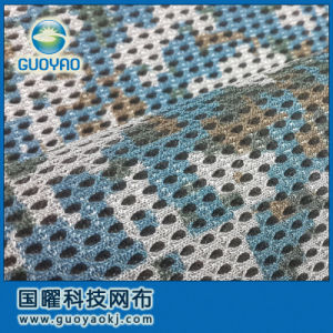 Polyester Spandex Print Fabric for Garment pictures & photos