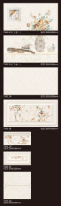 Glazed Ceramic Tile for Floor Decoration60*30cm pictures & photos