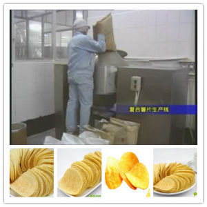Fresh Potato Chips Making Plant with CE, ISO pictures & photos