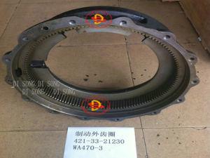 Komatsu Wheel Loadr Spare Parts, Gear (421-33-21230) pictures & photos