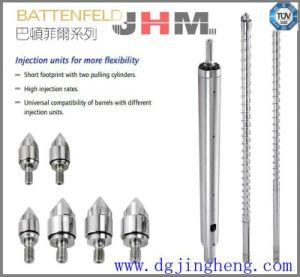 Battenfeld Injection Molding Machine Screw Barrel pictures & photos