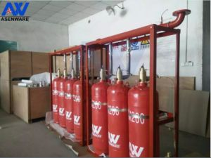 Fire Fighting System Server Room FM200 Gas System pictures & photos