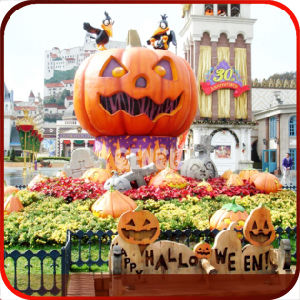 Halloween Pumpkin Light Halloween Decoration pictures & photos