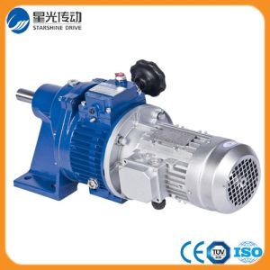 Foot Mounted High Torque Planetary Gearbox Speed Variator pictures & photos