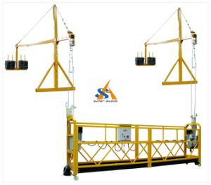 Building Construction Suspended Working Platform pictures & photos