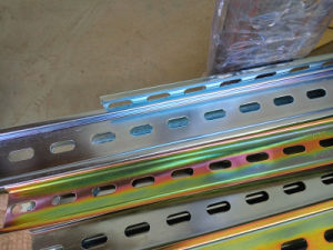 Galvanized Metal & Aluminum DIN Rail pictures & photos