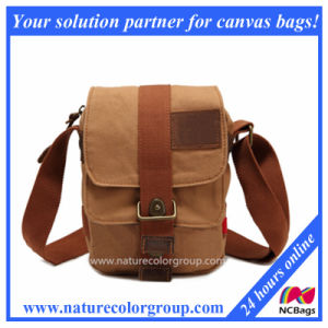 New Canvas Cross Across Body Shoulder Messenger Bag Unisex Mens Womans (MSB-022) pictures & photos